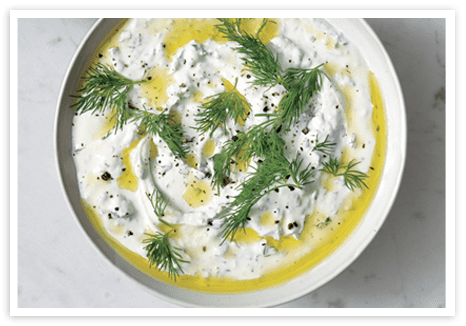Herbs and Feta Dip