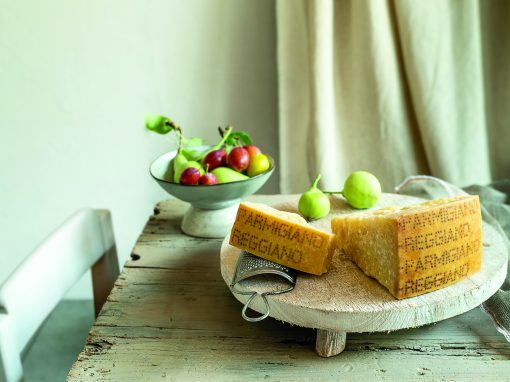 Crispy Bread Balls with Parmigiano Reggiano and Pine Nuts